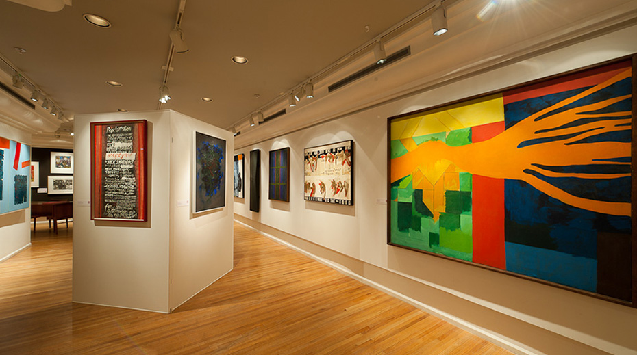Visit the West Vancouver Art Museum